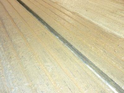 Découpe béton pour racleur automatique - AgriRainurage - P1020392