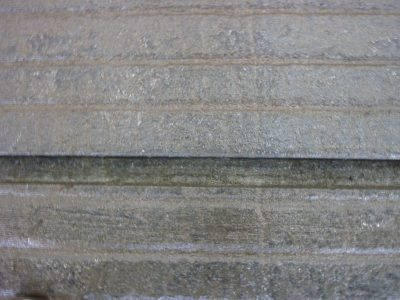 Découpe béton pour racleur automatique - AgriRainurage - P1020423
